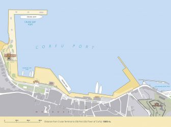 Corfu Commercial Port Plan